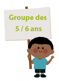 groupe 5 a 6 ans